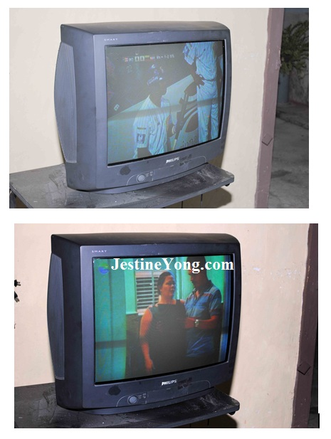 crt tv repairings