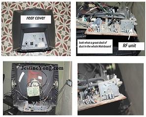 crt tv repairs