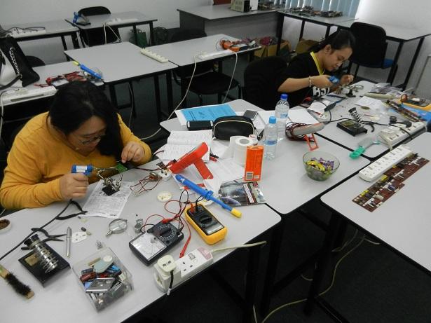 repair course1