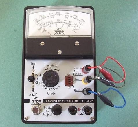transistor tester c3022