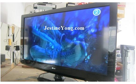 lcd tv reparación