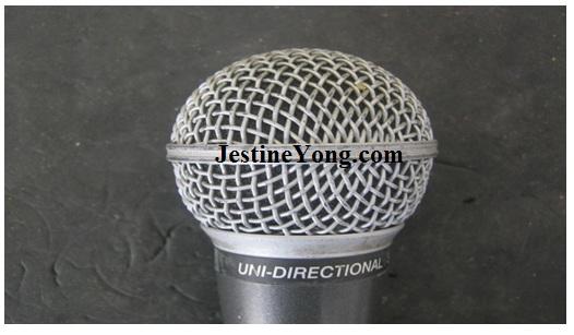 microphone repairs