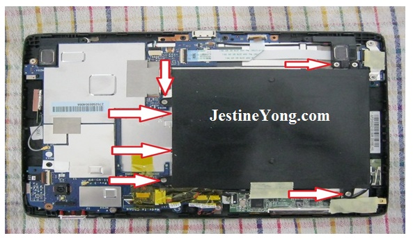 android tablet repair