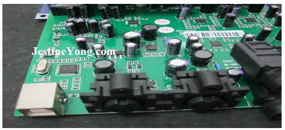 audio box repairings