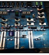 audio mixer repairing