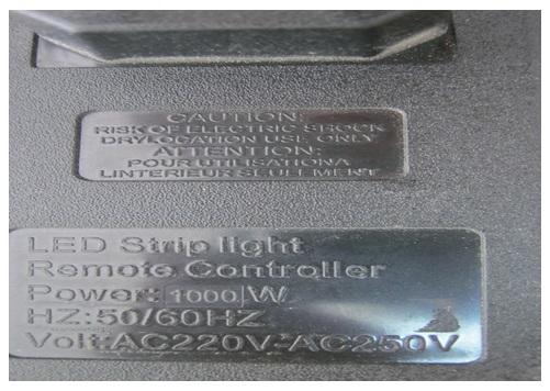 led light controller repair