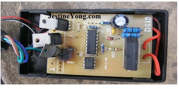 led light controller repairs
