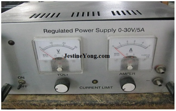 power regulator repair