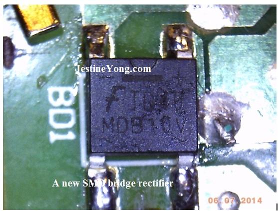 camera charger repairing