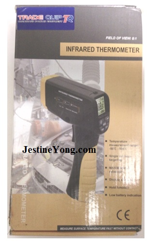 infrared thermometer repair