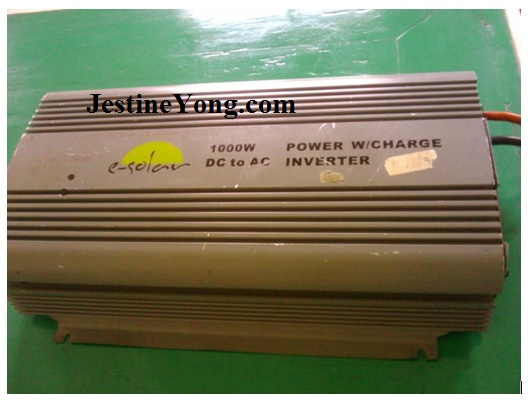 power inverter repair