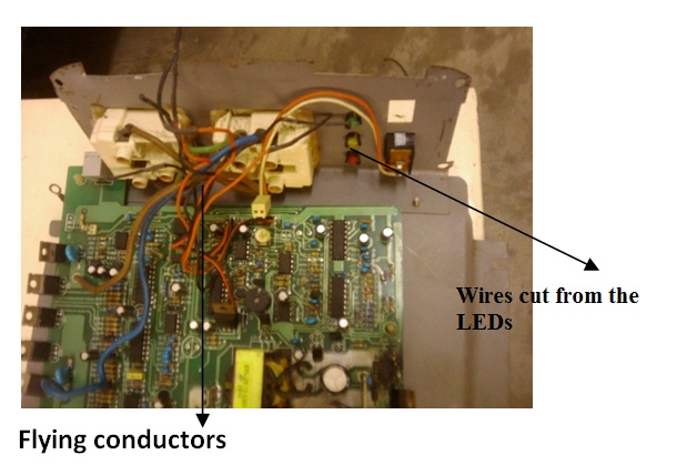 power inverter repairing