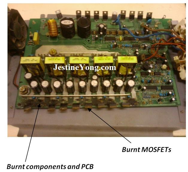 power inverter repairs