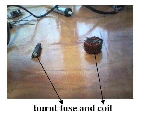 ATX Computer Power Supply Repairing