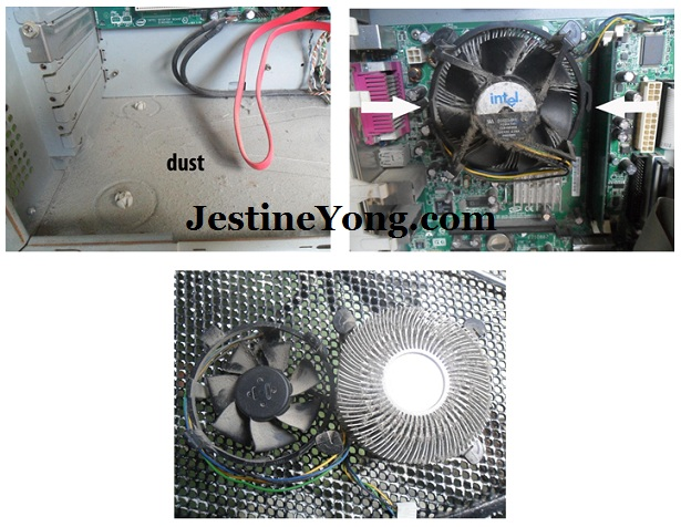 PC restart repair