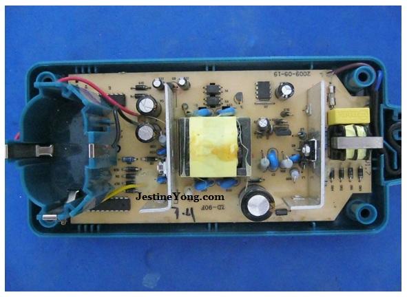 battery charger repairings