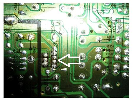 crt tv repairing