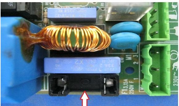 gate control board repairs