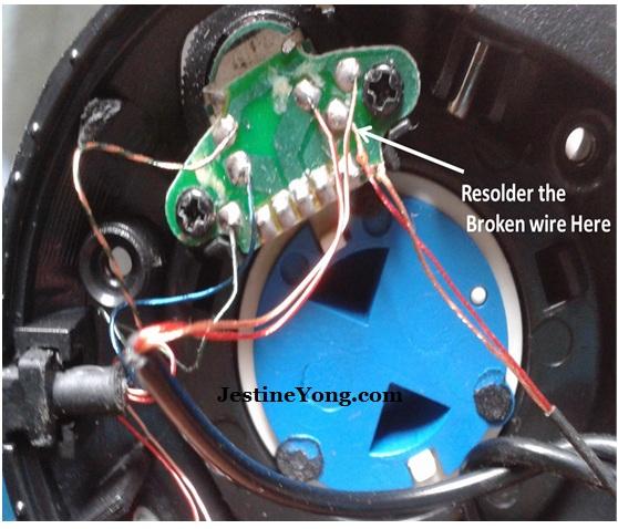 headphone repairing