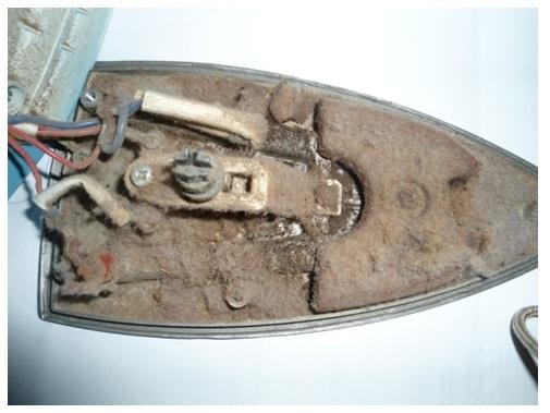 iron repairs