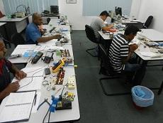 kursus membaiki elektronik malaysia