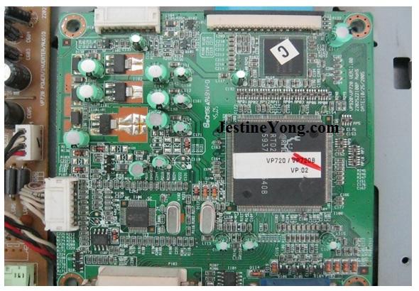 lcd monitor repairings