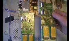 lcd tv repair video