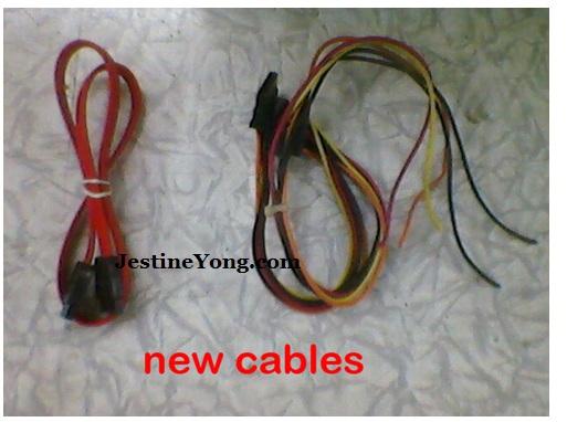 sata cable repairs