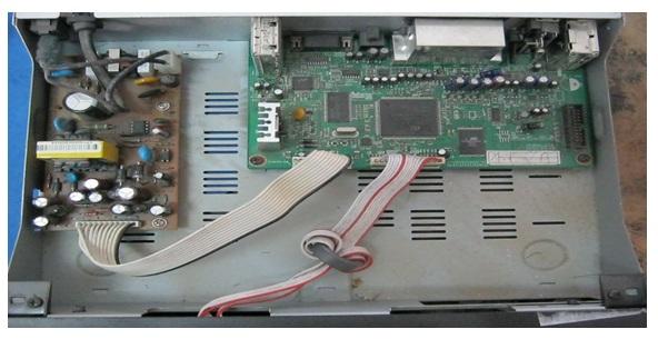 satellite receiver repairs