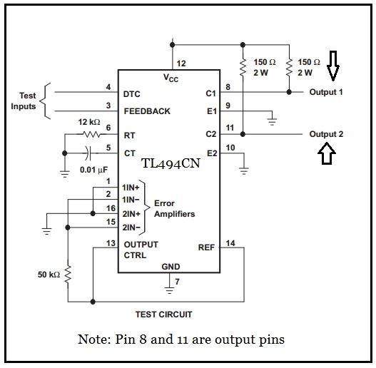 PWM IC Testing Method | Electronics Repair And Technology News
