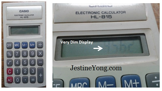 Repairing buttons on casio fx-300es calculator ifixit repair guide.