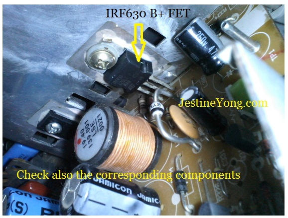 crt monitor repairing