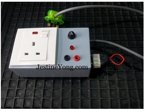 homemade Power Box