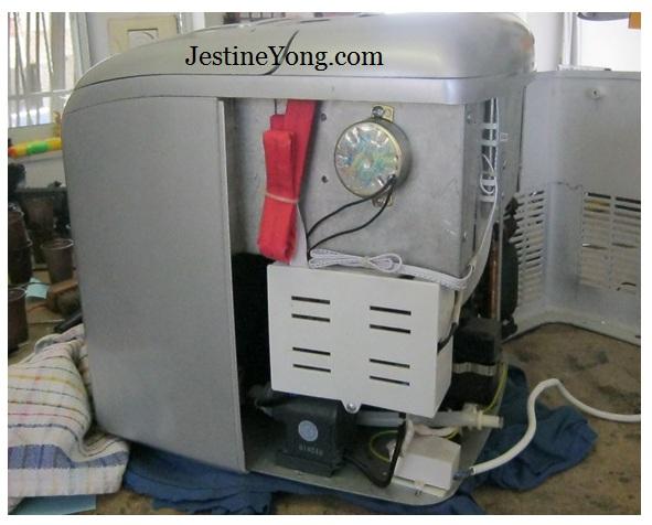 ice maker repairings