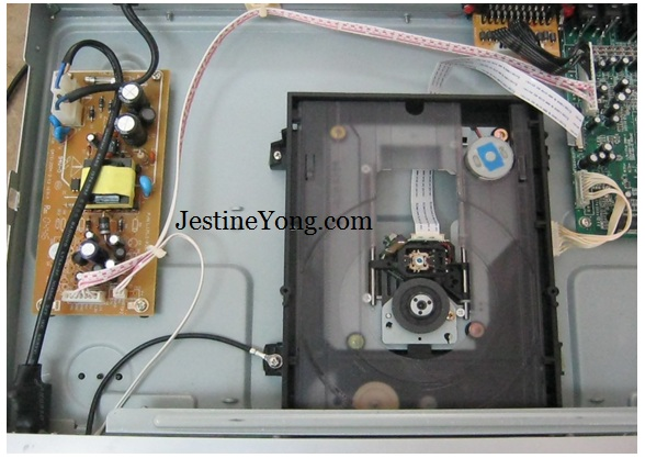 dvd spindle motor