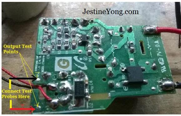 voltage test point