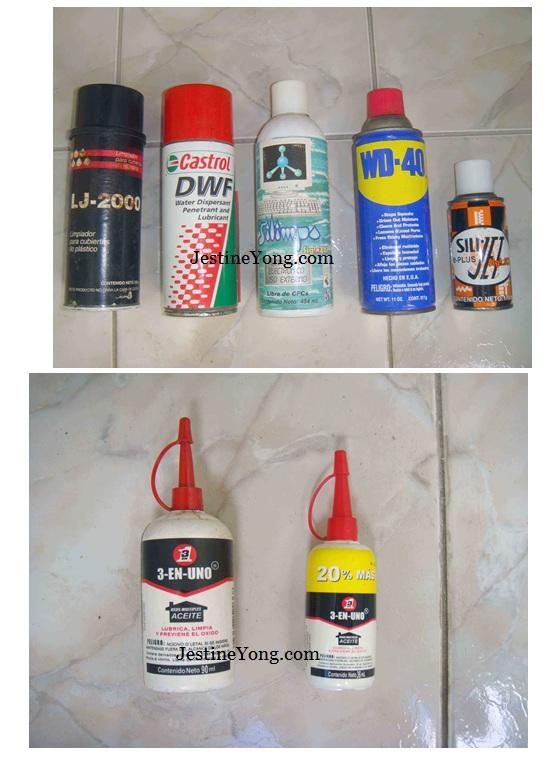 canister repair