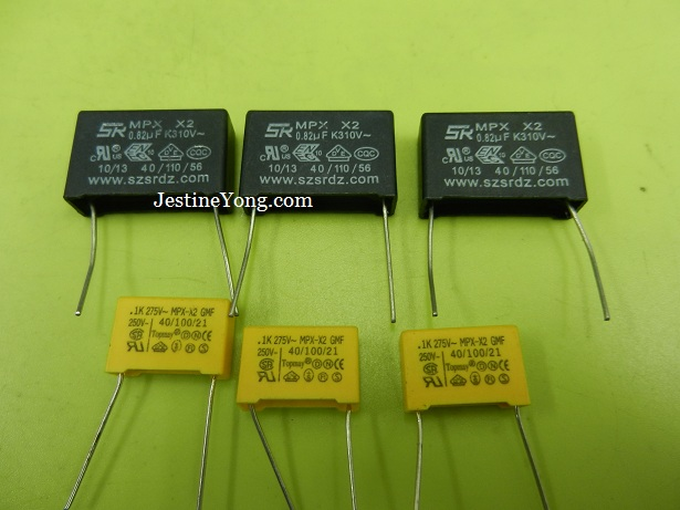 ceiling fan capacitor