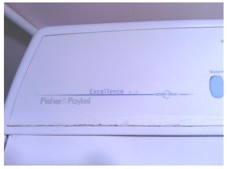 fisher washing machine repair