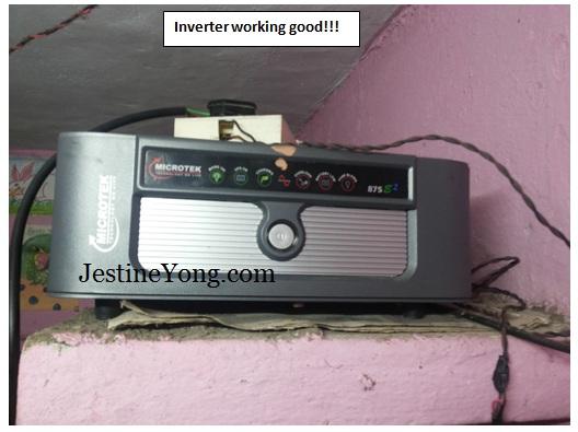 inverter repairing