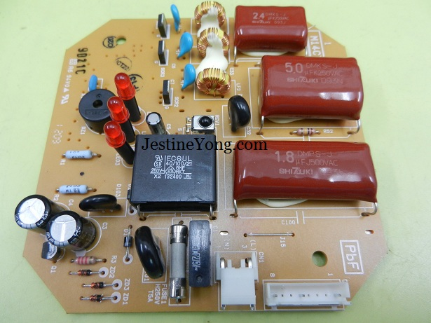 panasonic ceiling fan repair panasonic ceiling fan repaired part 2 electronics repair and Panasonic Car Stereo Wiring Diagram at honlapkeszites.co