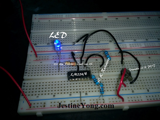 Op-Amp Tester