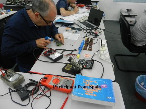 kursus elektronik jangka pendek