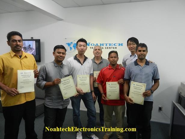 kursus elektronik