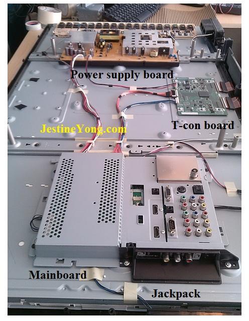 samsung lcd tv repairs