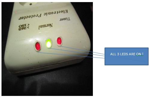 ac voltage protector