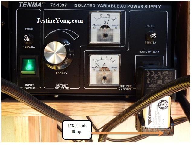 camera battery charger repair