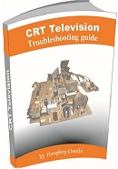 crt tv repair book