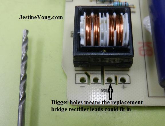led monitor repairing