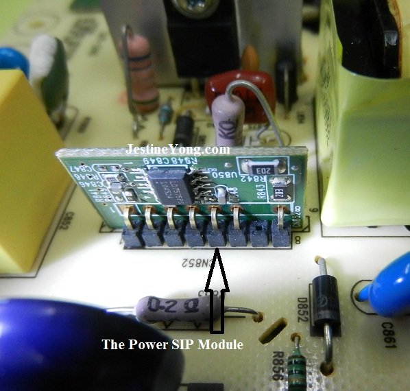 power sip module